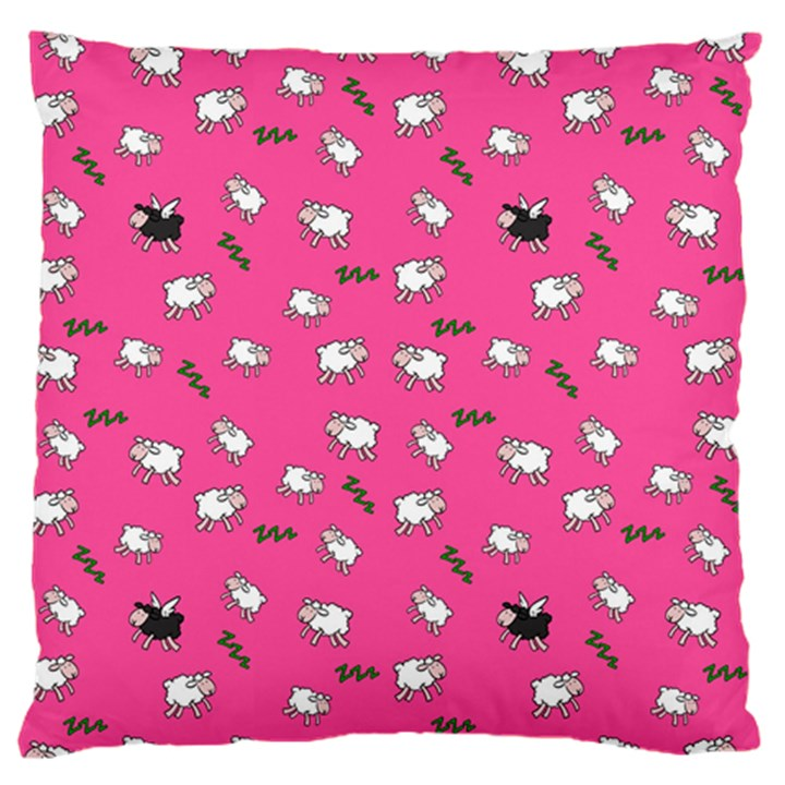 Sweet dreams  Standard Flano Cushion Case (One Side)