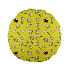 Sweet Dreams  Standard 15  Premium Round Cushions by Valentinaart