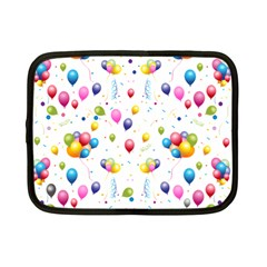 Balloons   Netbook Case (small)  by Valentinaart