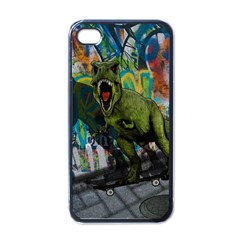 Urban T Rex Apple Iphone 4 Case (black)