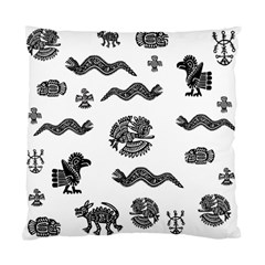 Aztecs Pattern Standard Cushion Case (one Side)