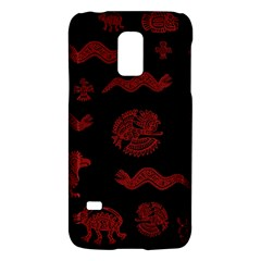 Aztecs Pattern Galaxy S5 Mini