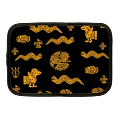 Aztecs Pattern Netbook Case (medium)