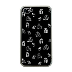 Chimpanzee Apple Iphone 4 Case (clear)