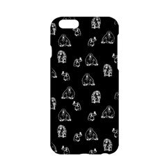Chimpanzee Apple Iphone 6/6s Hardshell Case by Valentinaart