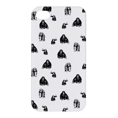 Chimpanzee Apple Iphone 4/4s Hardshell Case