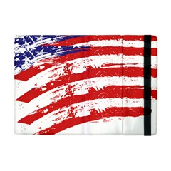 American Flag Apple Ipad Mini Flip Case by Valentinaart