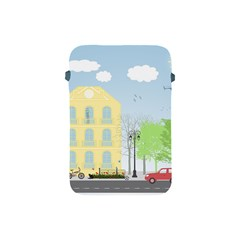 Urban Scene Apple Ipad Mini Protective Soft Cases by linceazul