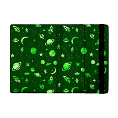 Space Pattern Ipad Mini 2 Flip Cases by ValentinaDesign