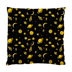 Space Pattern Standard Cushion Case (one Side) by ValentinaDesign