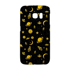 Space Pattern Galaxy S6 Edge by ValentinaDesign