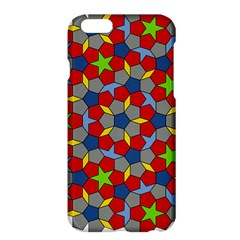 Penrose Tiling Apple Iphone 6 Plus/6s Plus Hardshell Case by Nexatart