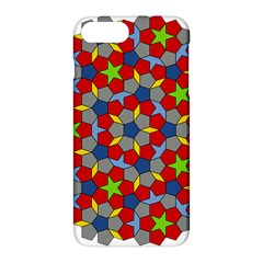 Penrose Tiling Apple Iphone 7 Plus Hardshell Case