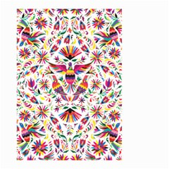 Otomi Vector Patterns On Behance Small Garden Flag (two Sides)