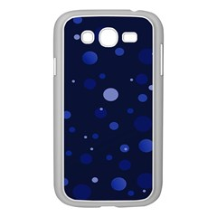 Decorative Dots Pattern Samsung Galaxy Grand Duos I9082 Case (white) by ValentinaDesign