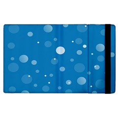 Decorative Dots Pattern Apple Ipad 3/4 Flip Case by ValentinaDesign