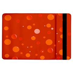 Decorative Dots Pattern Ipad Air Flip by ValentinaDesign