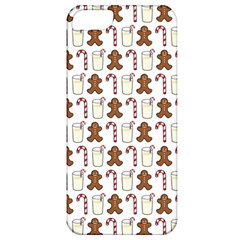 Christmas Trio Pattern Apple Iphone 5 Classic Hardshell Case
