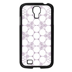 Density Multi Dimensional Gravity Analogy Fractal Circles Samsung Galaxy S4 I9500/ I9505 Case (black) by Nexatart
