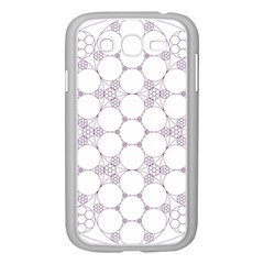 Density Multi Dimensional Gravity Analogy Fractal Circles Samsung Galaxy Grand Duos I9082 Case (white) by Nexatart
