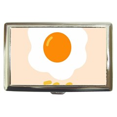 Egg Eating Chicken Omelette Food Cigarette Money Cases by Nexatart