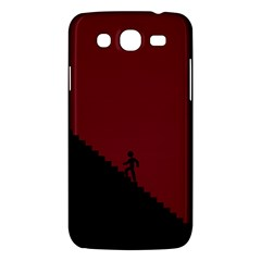Walking Stairs Steps Person Step Samsung Galaxy Mega 5 8 I9152 Hardshell Case