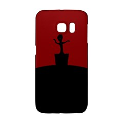 Baby Groot Guardians Of Galaxy Groot Galaxy S6 Edge by Nexatart