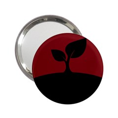 Plant Last Plant Red Nature Last 2 25  Handbag Mirrors by Nexatart