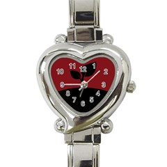 Plant Last Plant Red Nature Last Heart Italian Charm Watch