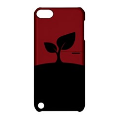 Plant Last Plant Red Nature Last Apple Ipod Touch 5 Hardshell Case With Stand by Nexatart