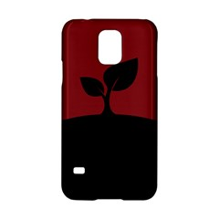 Plant Last Plant Red Nature Last Samsung Galaxy S5 Hardshell Case