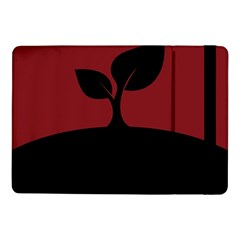 Plant Last Plant Red Nature Last Samsung Galaxy Tab Pro 10 1  Flip Case by Nexatart