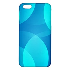 Abstract Blue Wallpaper Wave Iphone 6 Plus/6s Plus Tpu Case by Nexatart