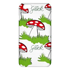 Mushroom Luck Fly Agaric Lucky Guy Iphone 6 Plus/6s Plus Tpu Case by Nexatart