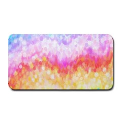 Rainbow Pontilism Background Medium Bar Mats by Nexatart