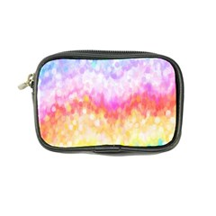 Rainbow Pontilism Background Coin Purse by Nexatart