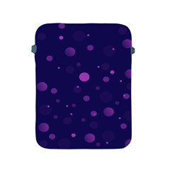 Decorative Dots Pattern Apple Ipad 2/3/4 Protective Soft Cases by ValentinaDesign