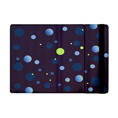 Decorative Dots Pattern Ipad Mini 2 Flip Cases by ValentinaDesign