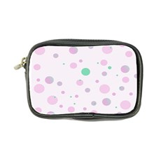 Decorative Dots Pattern Coin Purse by ValentinaDesign
