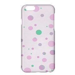 Decorative Dots Pattern Apple Iphone 6 Plus/6s Plus Hardshell Case by ValentinaDesign