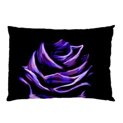 Rose Flower Design Nature Blossom Pillow Case (two Sides)