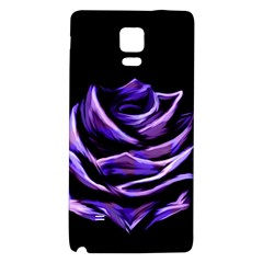 Rose Flower Design Nature Blossom Galaxy Note 4 Back Case by Nexatart