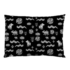 Aztecs Pattern Pillow Case (two Sides)