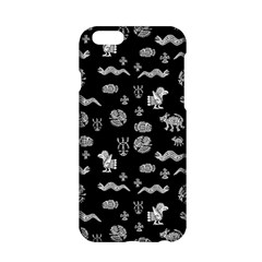 Aztecs Pattern Apple Iphone 6/6s Hardshell Case by ValentinaDesign