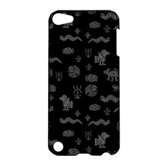 Aztecs Pattern Apple Ipod Touch 5 Hardshell Case by ValentinaDesign