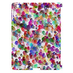 Colorful spirals on a white background       Apple iPad 3/4 Hardshell Case (Compatible with Smart Cover)