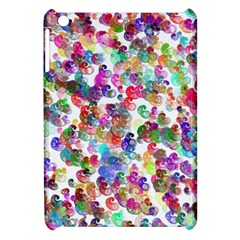 Colorful spirals on a white background       Apple iPad Mini Flip Case