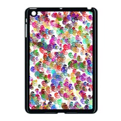 Colorful spirals on a white background       Apple iPad Mini Hardshell Case