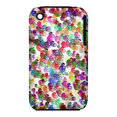 Colorful spirals on a white background       Apple iPod Touch 5 Case (White)
