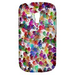 Colorful spirals on a white background       Samsung Galaxy Ace Plus S7500 Hardshell Case